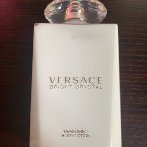 Versace body lotion